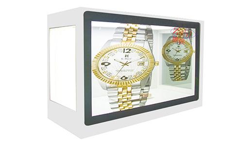 手表透明屏展示柜